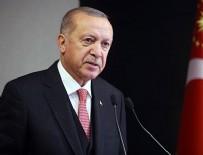 DIŞİŞLERİ BAKANI - Kara günün yıldönümünde Başkan Erdoğan'dan anlamlı mesaj!
