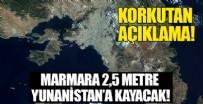 MARMARA EREĞLISI - Korkutan deprem uyarısı!