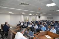 Mobil Sağlık Ekiplerinin Covid-19 İle Mücadelesi Değerlendirildi