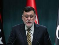 MAHKEME BAŞKANI - Serrac'tan yeni hükümet açıklaması!
