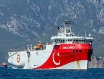 DIŞİŞLERİ BAKANI - Türkiye'den Yunanistan'a büyük gözdağı! Oruç Reis'i karşılarında bulacaklar