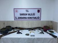 Vezirköprü'de Uyuşturucu Operasyonu Açıklaması 2 Gözaltı