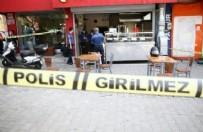 POLİS - Adana'da şehir eşkıyaları sipariş tartışması yüzünden kafeyi silahla bastı