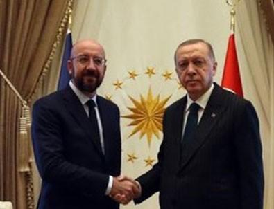 Başkan Erdoğan'dan kritik temas!