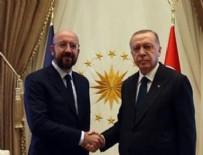 AVRUPA BIRLIĞI - Başkan Erdoğan'dan kritik temas!