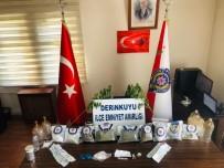 Derinkuyu'da Uyuşturucu Operasyonu Açıklaması 1 Tutuklama