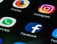 AVRUPA - Instagram ve Facebook çöktü mü?