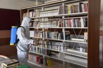 İstanbul'da Okullarda  Yüz Yüze Eğitim İçin Temizlik Seferberliği