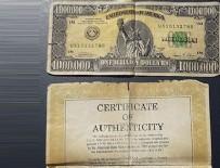 MERKEZ BANKASı - Kütahya'da bulundu! Bir milyon dolar!