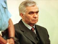 SAVAŞ SUÇLUSU - Sırp katil Kovid-19'dan öldü