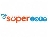 MILLI PIYANGO - Süper Loto sonuçları açıklandı!
