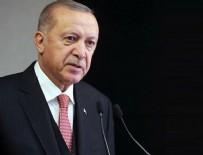 BALKAN SAVAŞI - Başkan Erdoğan'dan anlamlı mesaj!
