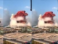 LÜBNAN CUMHURBAŞKANI - Lübnan'da patlamanın asıl bilançosu açığa çıkıyor!