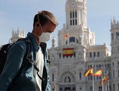 Madrid'de karantina başlıyor!