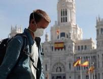 İSPANYA - Madrid'de karantina başlıyor!