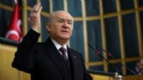 DEVLET BAHÇELİ - MHP lideri Bahçeli'den yeni TTB açıklaması