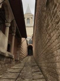 TOPKAPI SARAYI - Osmanlı padişahlarının gizli yolu resmen açıldı!