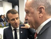 AMERIKA BIRLEŞIK DEVLETLERI - Türkiye-Fransa geriliminde bomba itiraf!