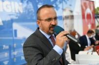 AK Partili Turan Açıklaması 'Fransa Cumhurbaşkanına Türkçe Tweet Attıran Adamın Adı Recep Tayyip Erdoğan'dır'