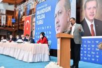 Başkan Demir Açıklaması 'Sorunları Tarihe Gömüyoruz'