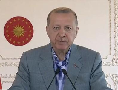 Cumhurbaşkanı Erdoğan'dan flaş sözler: En güzel cevabı vereceğiz!