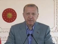KREDİ NOTU - Cumhurbaşkanı Erdoğan'dan flaş sözler: En güzel cevabı vereceğiz!
