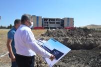 Bünyan Belediyesi 22 Dükkanlı Ticaret Merkezi Yapıyor