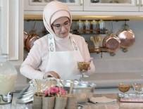 EMINE ERDOĞAN - Emine Erdoğan'dan gastronomi kitabı