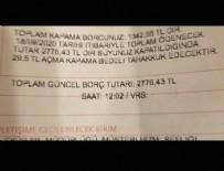 KANALİZASYON - İSKİ'den fahiş fatura skandalı!