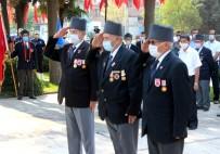 Manisa İlçelerinde Gaziler Günü Kutlandı