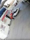 Veresiye Yakıt Vermeyen Benzin İstasyonu Görevlisini Otomobille Böyle Ezdi