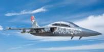 KıRıM - Yerli savaş uçağı Hürjet'te kritik gelişme