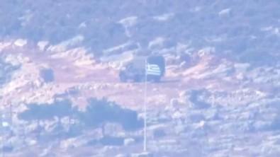 AFP 28 Ağustos'ta duyurmuştu... İşte Meis'teki Yunan askerleri