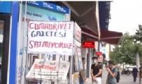 CUMHURIYET GAZETESI - Batman esnafından flaş karar! Cumhuriyet Gazetesi'nin skandalına tepkiler büyüyor