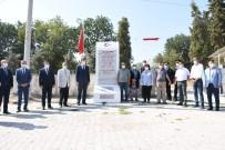 Bigadiç'te Çanakkale Şehitleri Anıtı Açıldı