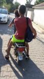 Çalıntı Motosikletle Balık Avına Giden 2 Kişi Gözaltında