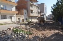 Gülşehir'de Üstyapı Çalışmaları Tüm Hızıyla Devam Ediyor