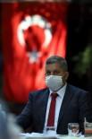 Korona Virüsü Yenen Başkan Altun Göreve Başladı