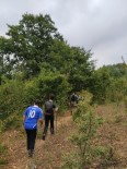 Manyas'ta Protokol Doğa Yürüyüşü Yaptı