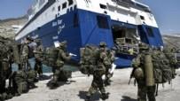 PARIS - Meis adası'na asker çıkaran Yunanistan, anlaşmayı çiğnedi