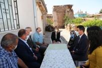 Nevşehir Valisi Becel, Özkonak'ta Şehit Ailesini Ziyaret Etti