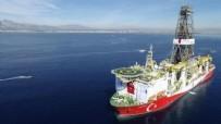 MİLYAR DOLAR - Türkiye doğal gaz buldu devler sıraya girdi!