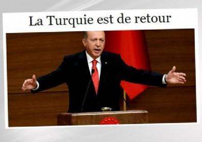 Fransa'dan Doğu Akdeniz manşeti!
