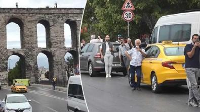 İstanbul'da intihar girişimi!