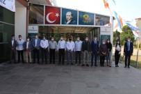 Manisa'da AK Parti Gençlik Kollarının İlk Kongresi Kula'da Yapıldı