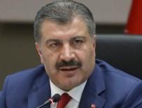 SAĞLıK BAKANı - Sağlık Bakanı Fahrettin Koca'dan dikkat çeken uyarı: Koronavirüs ile aynı şekilde bulaşıyor!