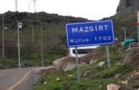 Tunceli'de Bir Köy 5 Kişide Koronavirüs Tespit Edilince Karantinaya Alındı