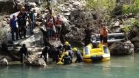 Tunceli Valiliği Açıklaması 'Kayıp 2 Vatandaşımızdan 1'İnin Cansız Bedenine Suyun 1,5 Metre Altında Ulaşıldı'