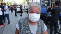 72 Yaşındaki Yaşlı Kadın Maske Takmayanlar İçin Gözyaşlarına Boğuldu