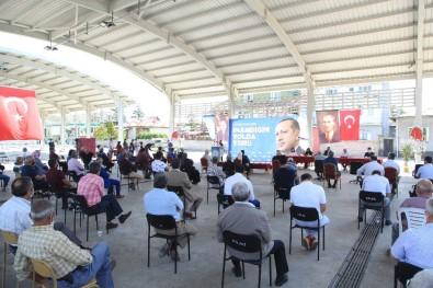 AK Parti Konya'da Sarayönü İlçe Kongresi Yapıldı